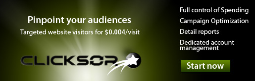 PinPoint Your Audiences with Clicksor!