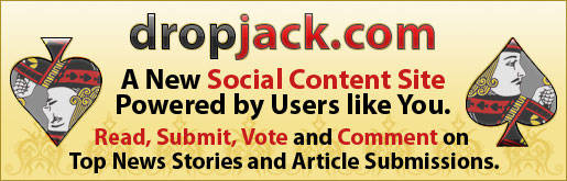 DropJack - A New Social Content Site Powered by Users Like You!