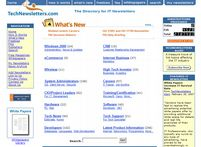 The Directory for IT Newsletters