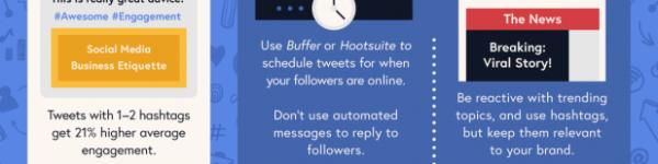 Social Media Business Etiquette