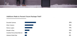 2019 Package Theft Statistics Report