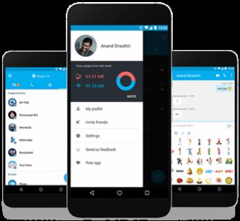 Skype Lite mobile