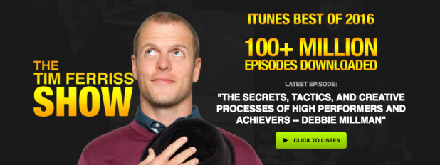 Tim Ferriss Screenshot