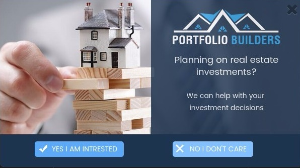 Portfolio Builders- Achieving your goals through real estate investments --18