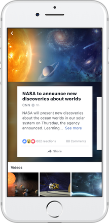 Facebook Trending Topics Update Offers More News Sources