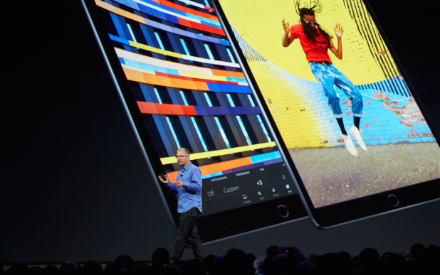 """Greg """"Joz"""" Joswiak previews the all-new 10.5-inch iPad Pro, featuring the world's most advanced display and even better Apple Pencil integration."""