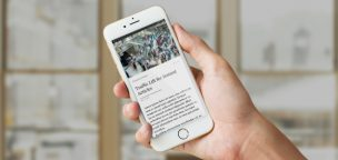 Instant Articles tool