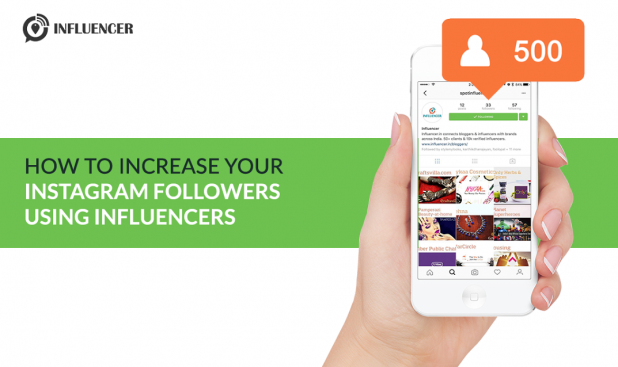 Boost your Instagram followers using influencers