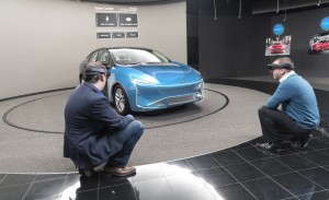 Ford is expanding testing of Microsoft HoloLens mixed reality technology globally to gain speed in designing more stylish vehicles for its customers.