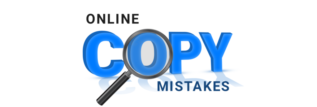 5 Offline Copy Mistakes Rampant In the Online World (And How