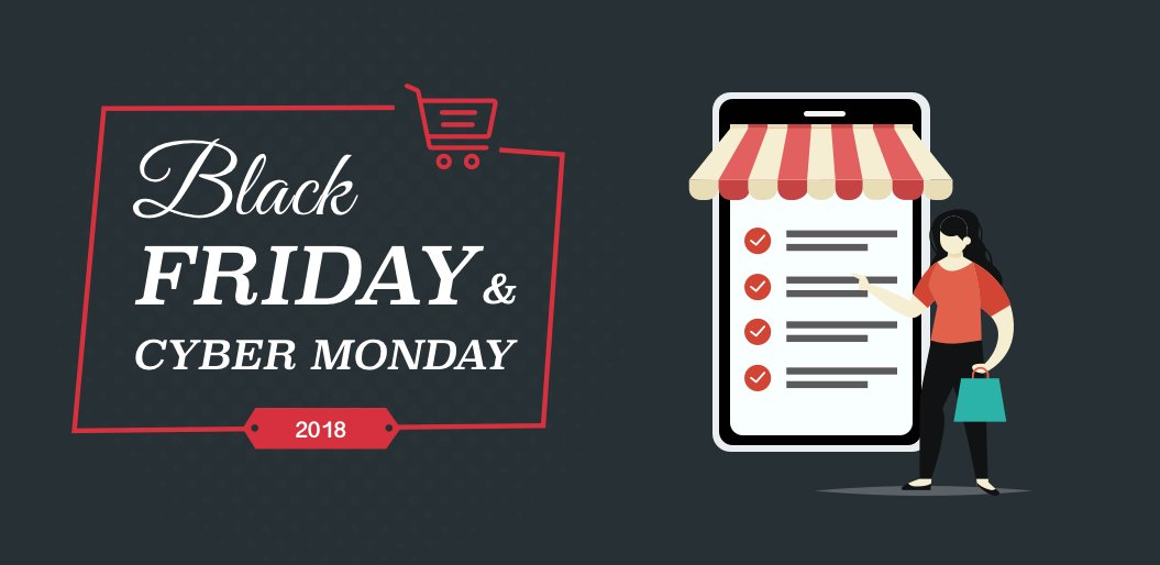 The Essential Ecommerce Checklist For Black Friday Cyber Monday 2018 Sitepronews